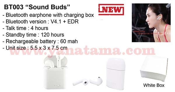 Bluetooth Earphone Bt003 600x400