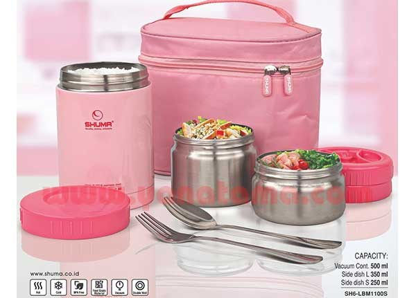 Lunch Box Shuma 500 Ml 600x400